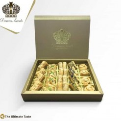 Baklava 20 Pcs gold box